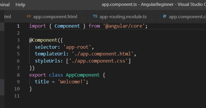 Angular For Beginners - Modules, Components And Directives