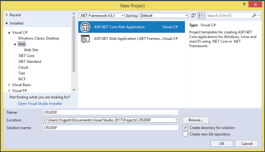 ASP.NET CORE - Learn CRUD Operations In Entity Framework Core From Zero To Hero