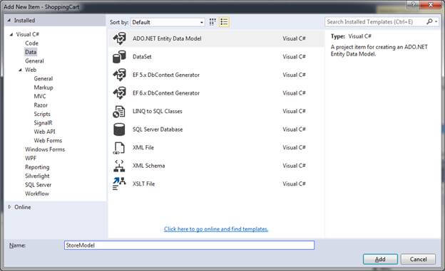 ASP.NET MVC 5 Webgrid Displaying Data From Two Tables (Models) With Pagination With Entity Framework Database First Method