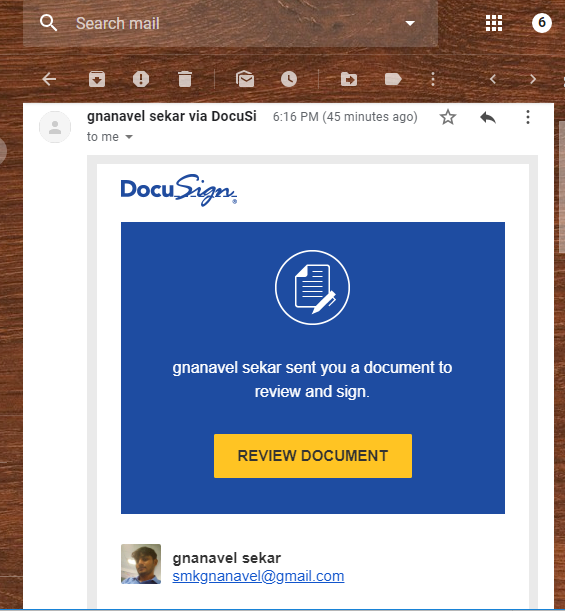ASP.NET MVC 5 - DocuSign - Sign On A Document And Track Envelopes