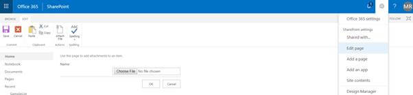 Attach Multiple Files To SharePoint List Item With Default Attachment Of New Form