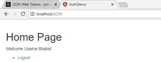 Authentication And Authorization In Angular
