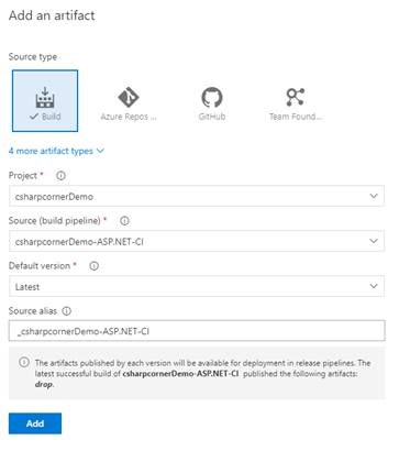 Azure DevOps For Web Development - CD And Release Pipelines