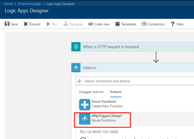 Azure Logic Apps With Step By Step Demo
