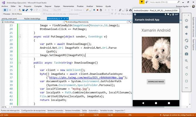 Beginnings Of Xamarin Android For Developers Of Android Studio