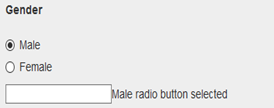 radio buttons in Angular 2