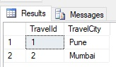 Data Type in SQL Server