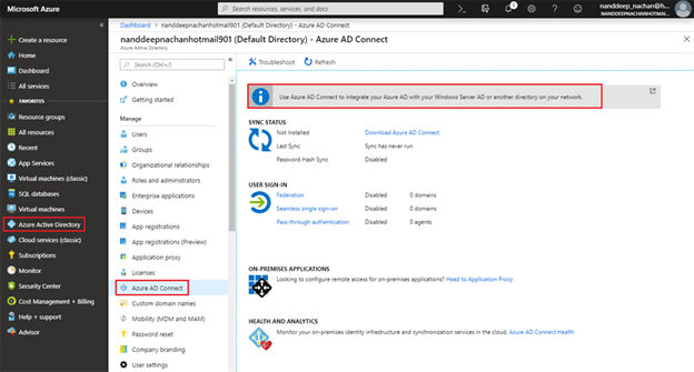 Configure Office 365 For SharePoint Hybrid