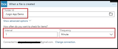 Connect Box to OneDrive using Azure Logic Apps