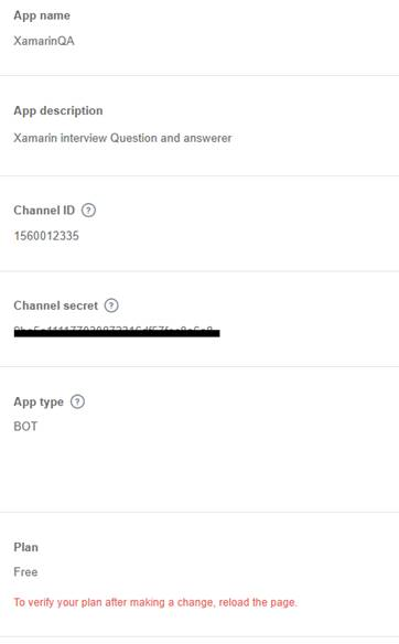 Connect Conversational Bot To Line App Using Azure Bot