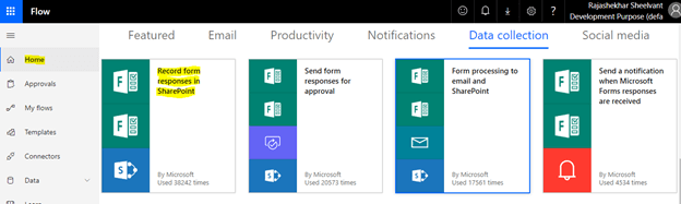 How To Collect MS Forms Data In Sharepoint Using MS Flow