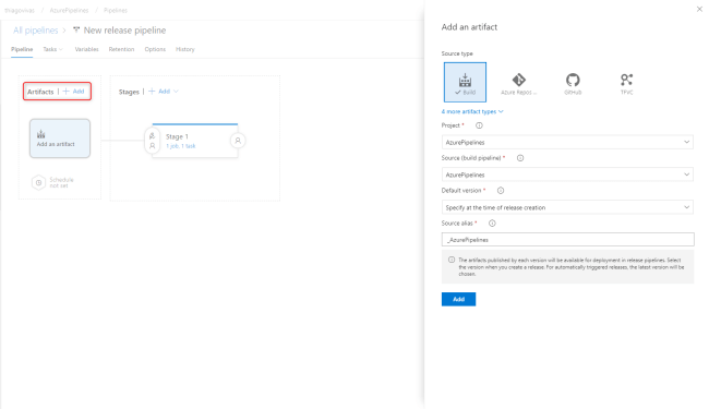 Continuous Delivery with Azure Pipelines