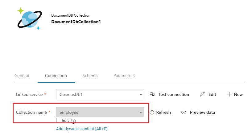 Copy Data From Blob Storage To Cosmos DB Using Azure Data Factory