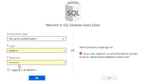 Create a SQL database in the Azure portal