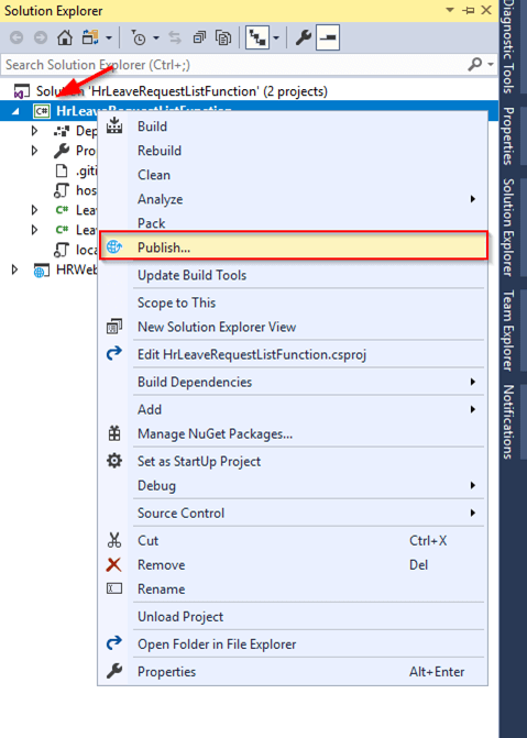 Create And Consume Azure Function From ASP.NET Core