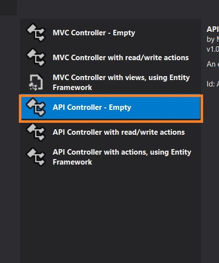 Create RESTful API using ASP.NET Core with Entity Framework CoreCreate RESTful API Using ASP.NET Core With Entity Framework Core