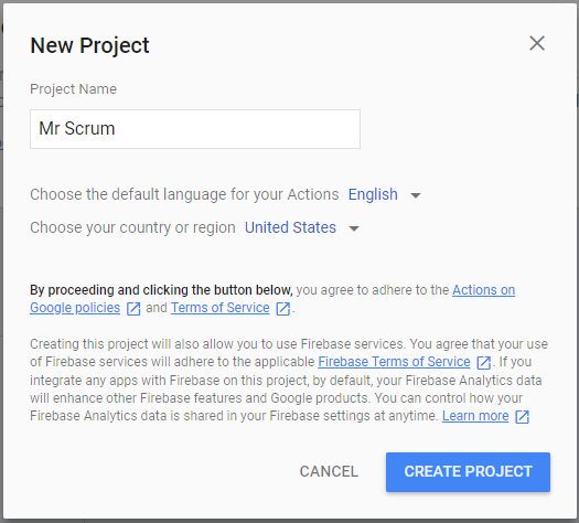 Create Your First Google Action For Your Google Home And Google Assistant
