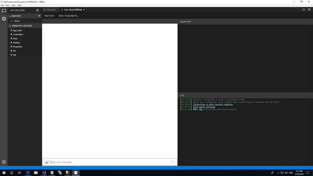 Create your own Azure Chat Bot