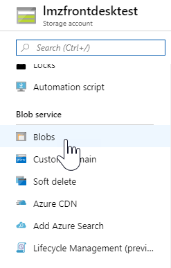 Creating An Azure VM From The VHDX/VHD File