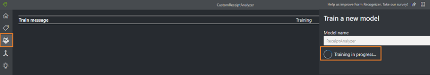 Creating and Training Custom ML Model to Read Sales Receipts Using AI-Powered Azure Form Recognizer