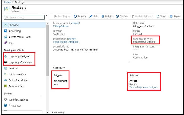 Deep Dive into Azure Logic Apps