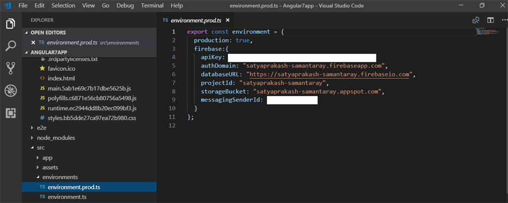 Deploy Angular 7 App to Firebase Hosting With Extra Tips