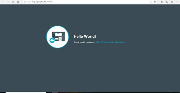 Deploying An App On IBM Cloud With Cloud Foundry