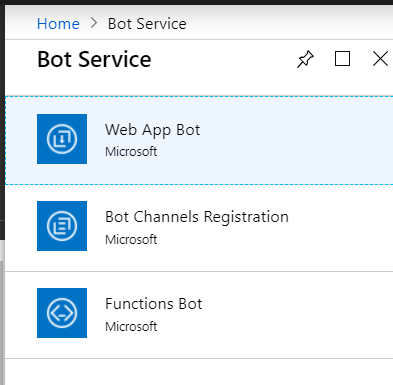 Deploying Bot Application To Azure Using Visual Studio 2019