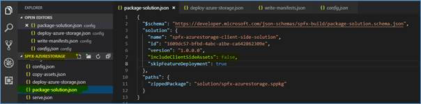 Different CDN options for SharePoint Framework Web Part