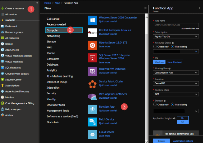 Dynamics 365 CE and Azure Function
