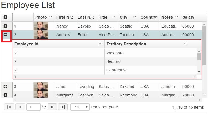 Expandable grid in AngularJS-UI-Grid with Web API