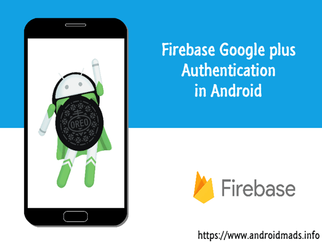 Firebase Google Plus Authentication In Android
