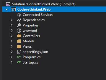 Getting started with ASP.NET Core 2.1