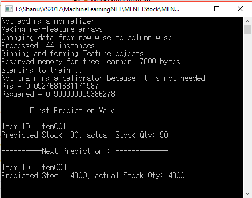 Getting Started with Machine Learning DotNet (ML.NET)