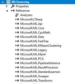 Machine Learning .NET For Clustering Model