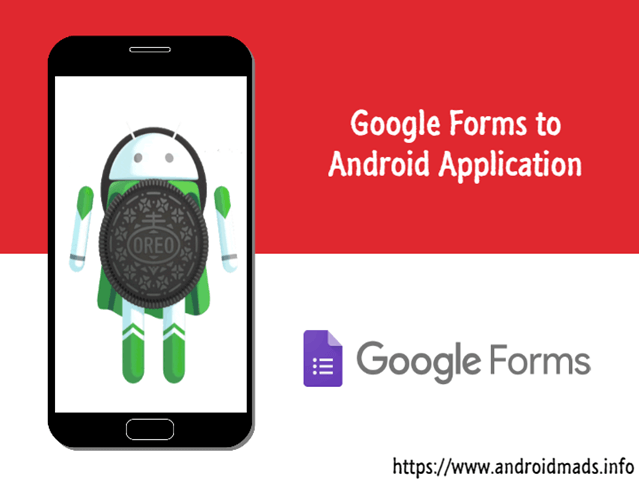 Google Forms To Android Application