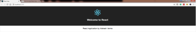 How React Application gets Loaded or Started