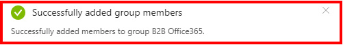 Add Azure Active Directory B2B Collaboration Users In The Azure Portal