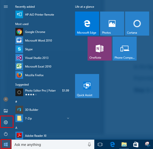 how to add a program to startup windows 10