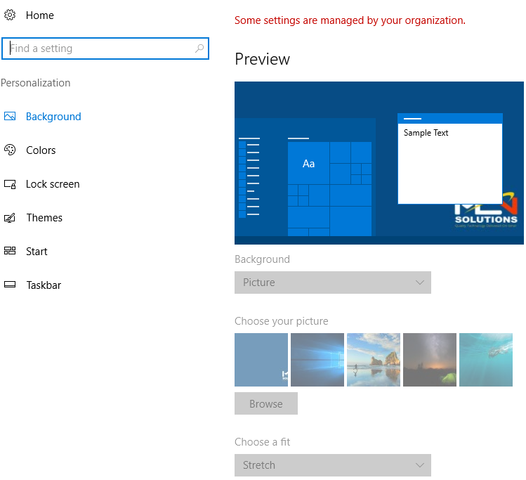These Are Themes Windows 10 Right Now: How To Change Your Desktop Theme In Windows 10