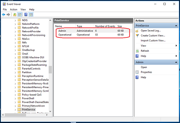 How To Check The History Of Your Printed Documents In Windows 10