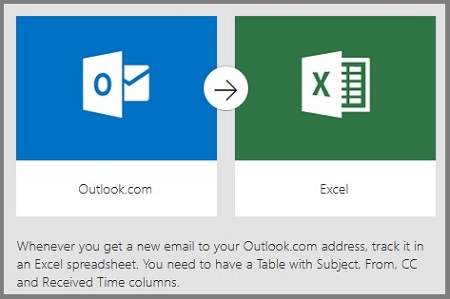 How to connect Outlook to Microsoft Excel?
