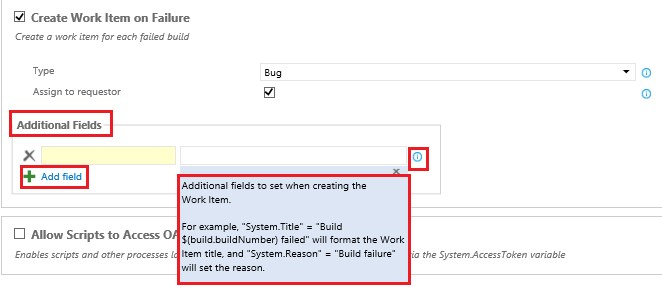 How To Create A Build Definition In TFS 2015, Adding Tasks And Setting Build Menu Options