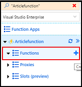 How To Create Azure Function App In Azure Portal