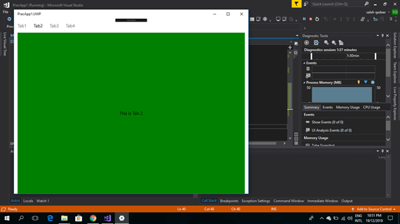 How To Create Page In Xamarin