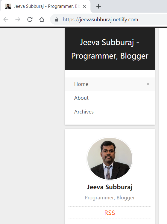 How To Create Personal Blog Using Hexo And Netlify With Continuous Deployment