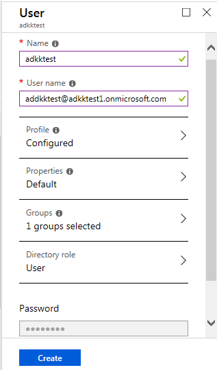 How To Create The Azure Active Directory (AD) Using Azure Portal In Microsoft Azure