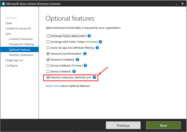 How To Custom Sync OnPremises Directory Attributes Using AAConnect To Azure Active Directory