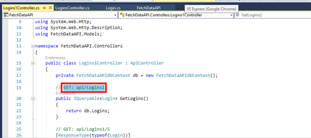 How To Fetch Data From Web API Using Xamarin.Forms