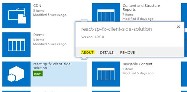 How To Get Multiple SPFx Web Parts In SharePoint Site
